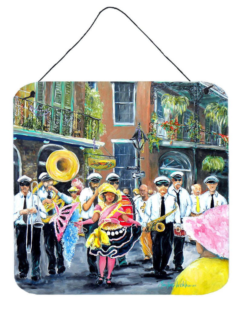 Buy this French Quarter Frolic Wall or Door Hanging Prints MW1328DS66