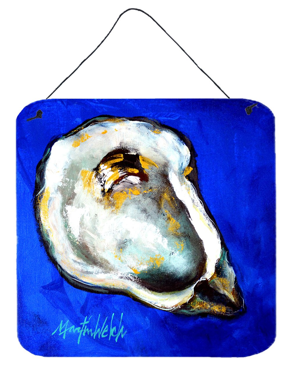 Buy this Oyster Gray Shell Wall or Door Hanging Prints MW1329DS66