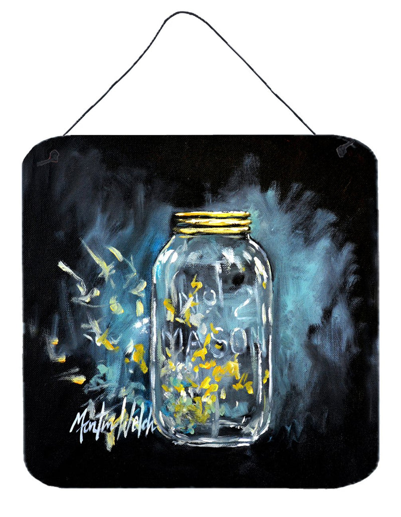 Buy this Lightning Bugs Wall or Door Hanging Prints MW1335DS66