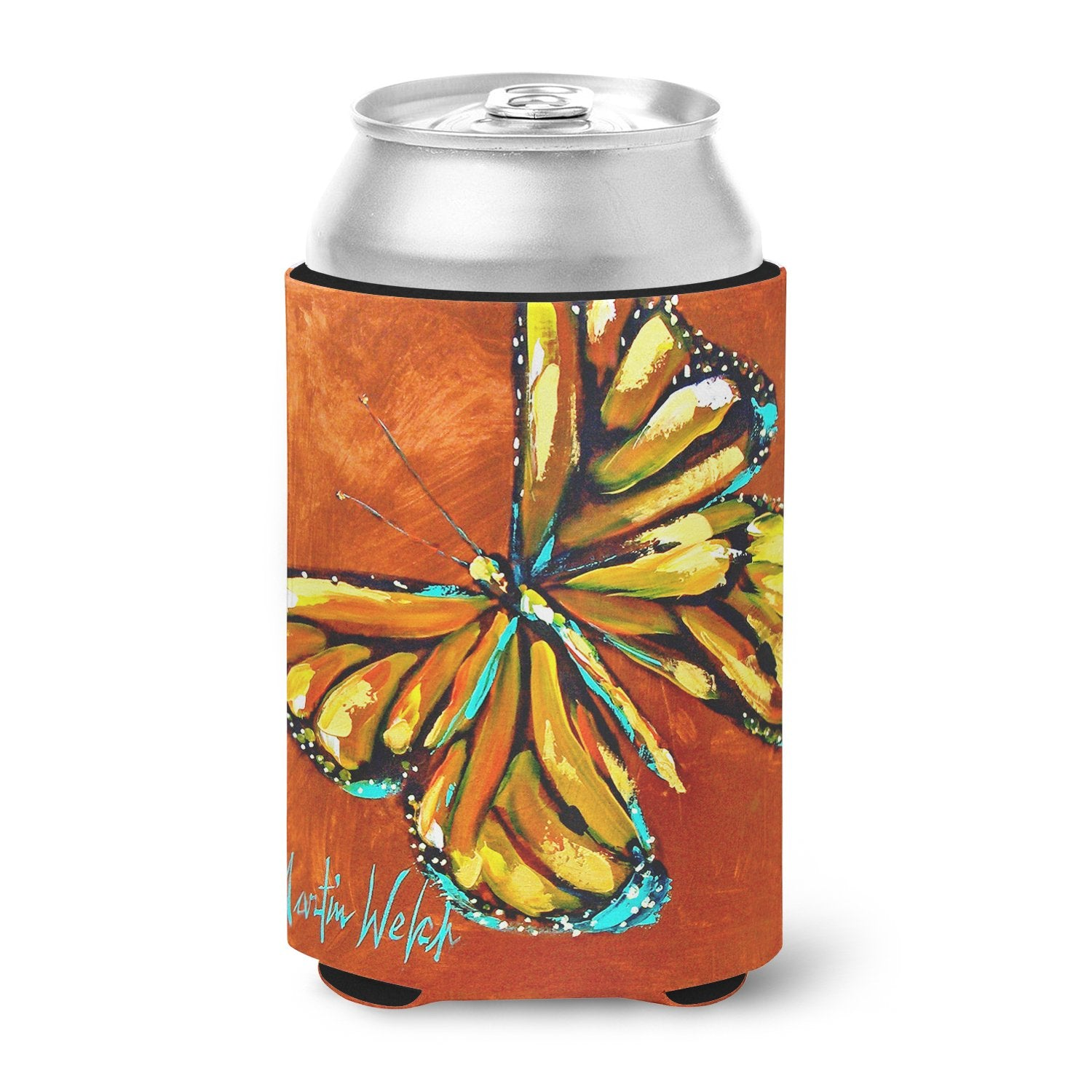 Buy this Monarch Butterfly Can or Bottle Hugger MW1339CC