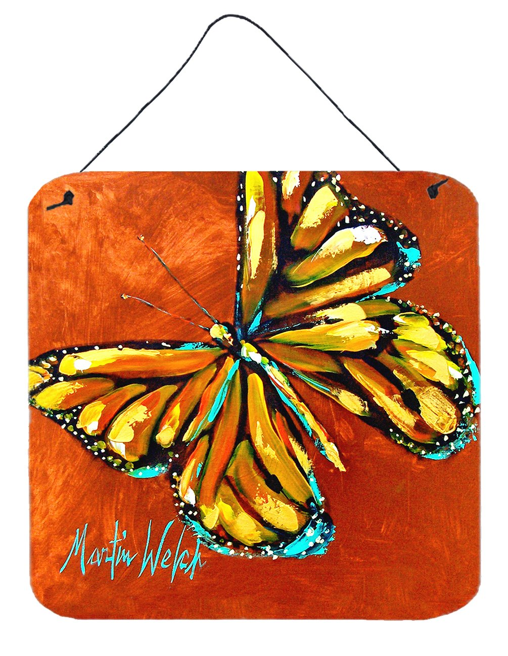 Buy this Monarch Butterfly Wall or Door Hanging Prints MW1339DS66