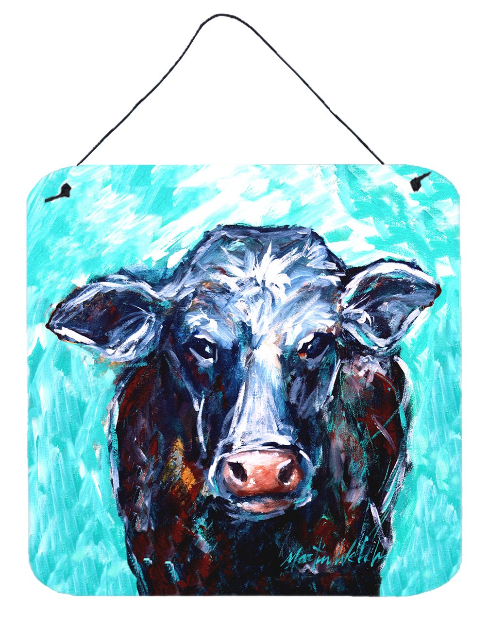 Buy this Moo Cow Wall or Door Hanging Prints MW1340DS66