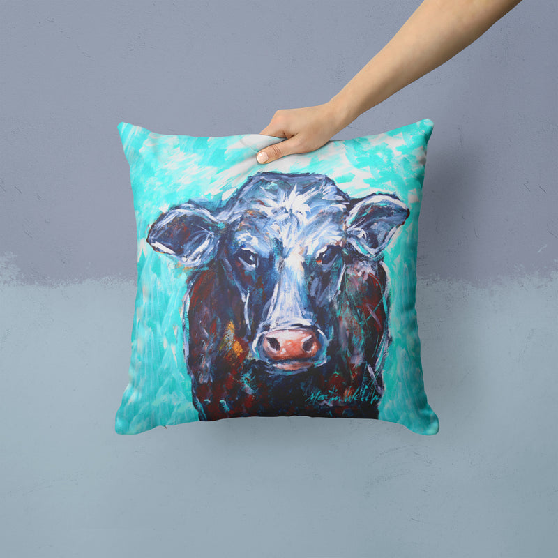 Buy this Moo Cow Fabric Decorative Pillow MW1340PW1414