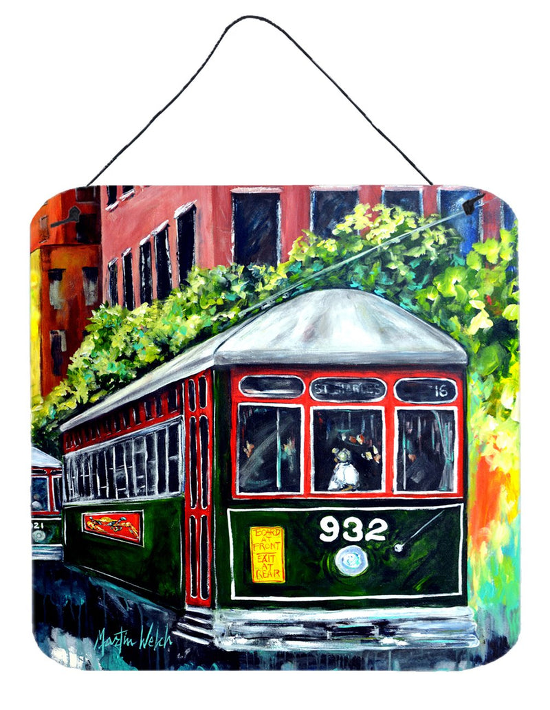 Buy this Streetcar St. Charles #2 Wall or Door Hanging Prints MW1351DS66