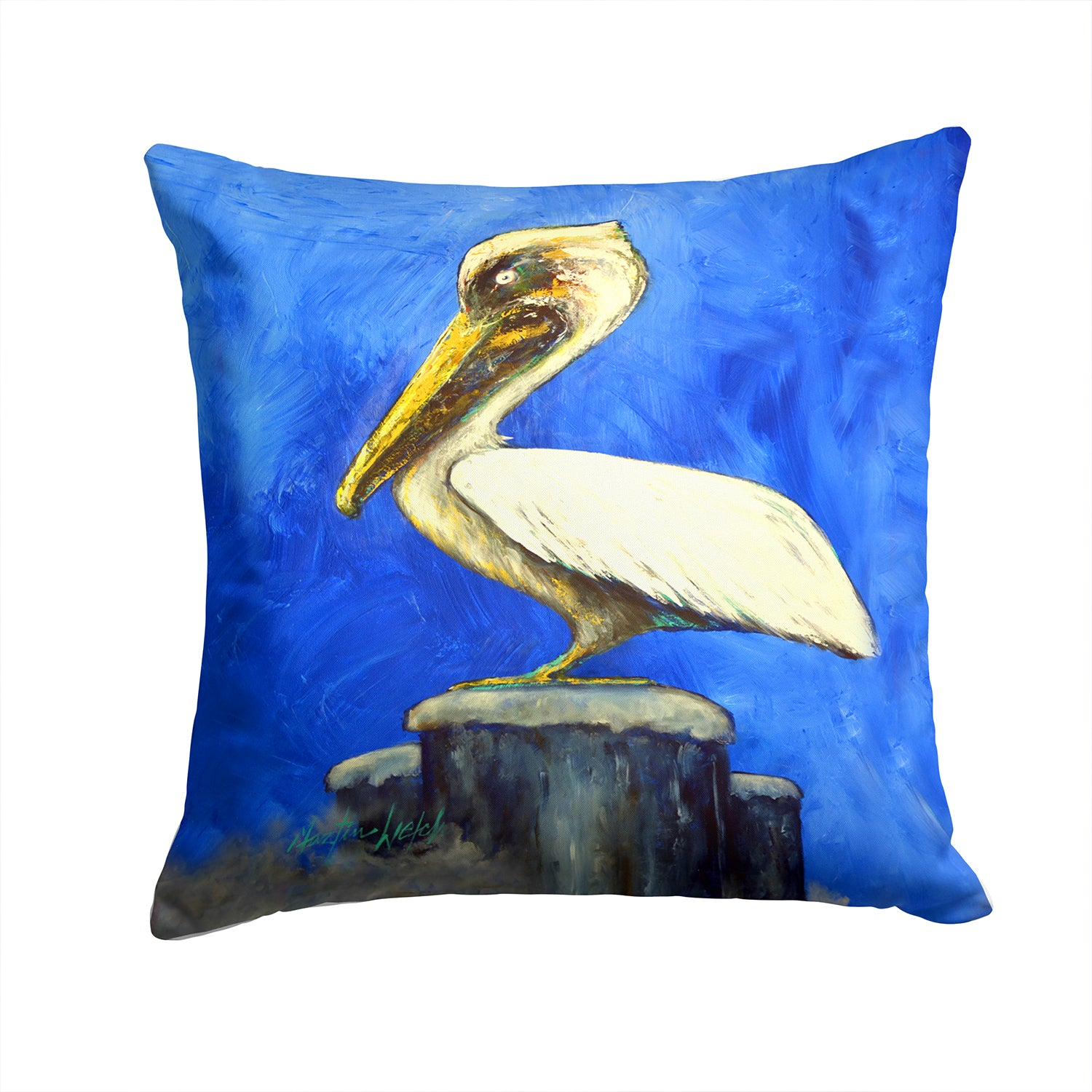 Buy this Pelican Texas Pete Fabric Decorative Pillow MW1352PW1414