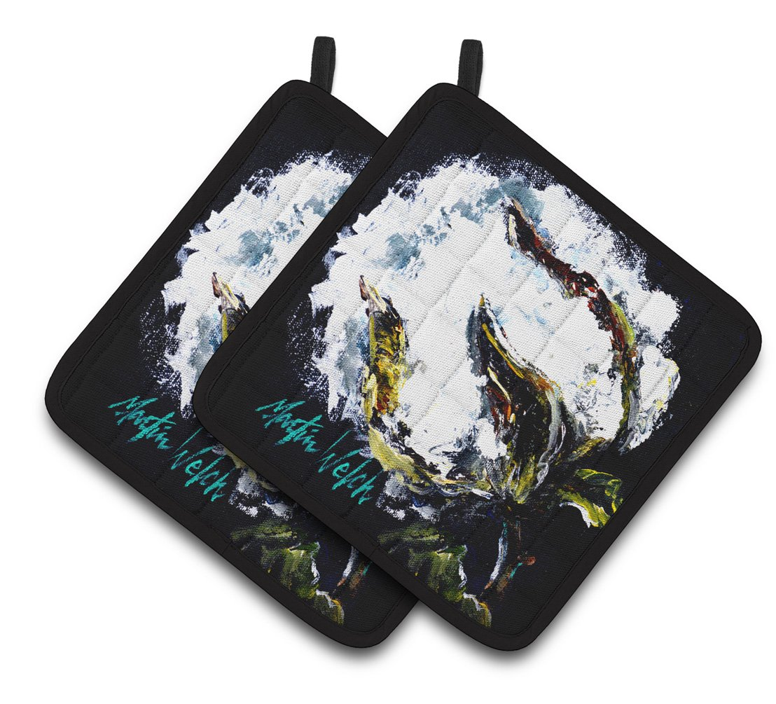 Buy this That Boll Cotton Pair of Pot Holders MW1353PTHD