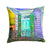 Buy this The House Next Door Fabric Decorative Pillow MW1354PW1414
