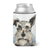 Buy this Schnauzer Whiter Beard Can or Bottle Hugger MW1358CC