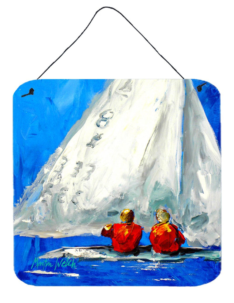 Buy this Sailboat Two's Company Wall or Door Hanging Prints MW1360DS66
