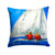 Buy this Sailboat Two's Company Fabric Decorative Pillow MW1360PW1414