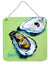 Buy this Two Shells Oyster Wall or Door Hanging Prints MW1361DS66