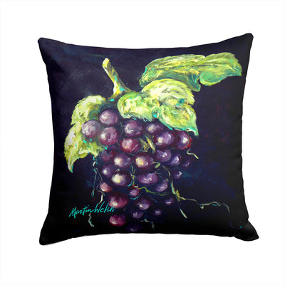 Buy this Welch's Grapes Fabric Decorative Pillow MW1362PW1414