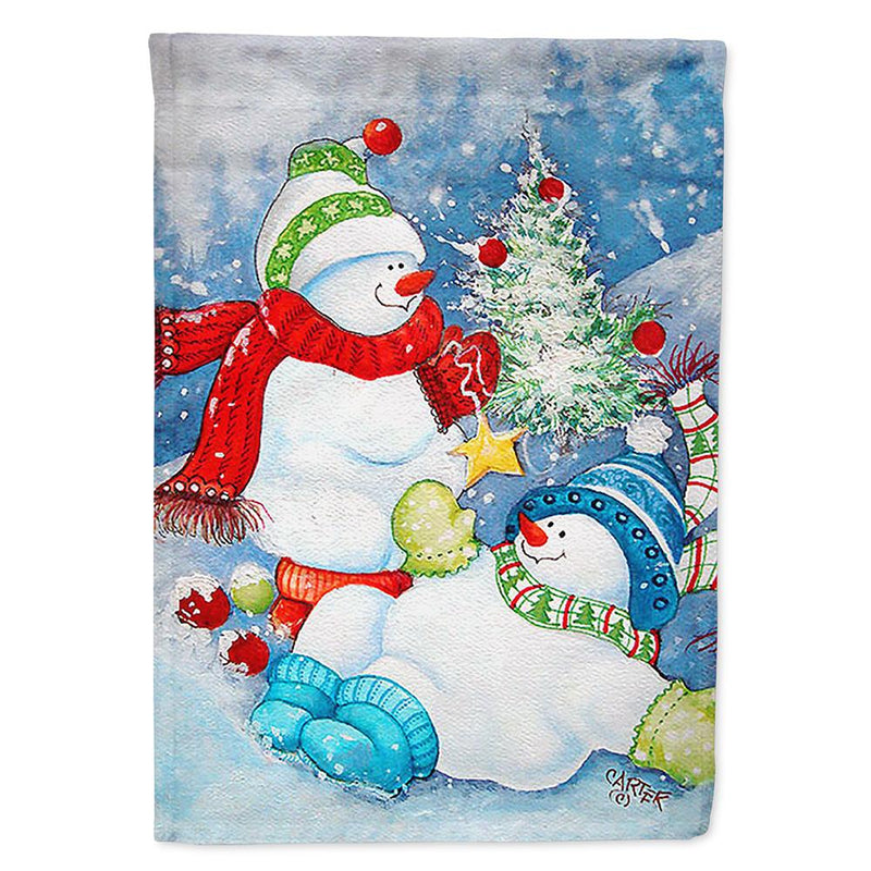 Buy this The Teens Celebrate Snowman Flag Garden Size