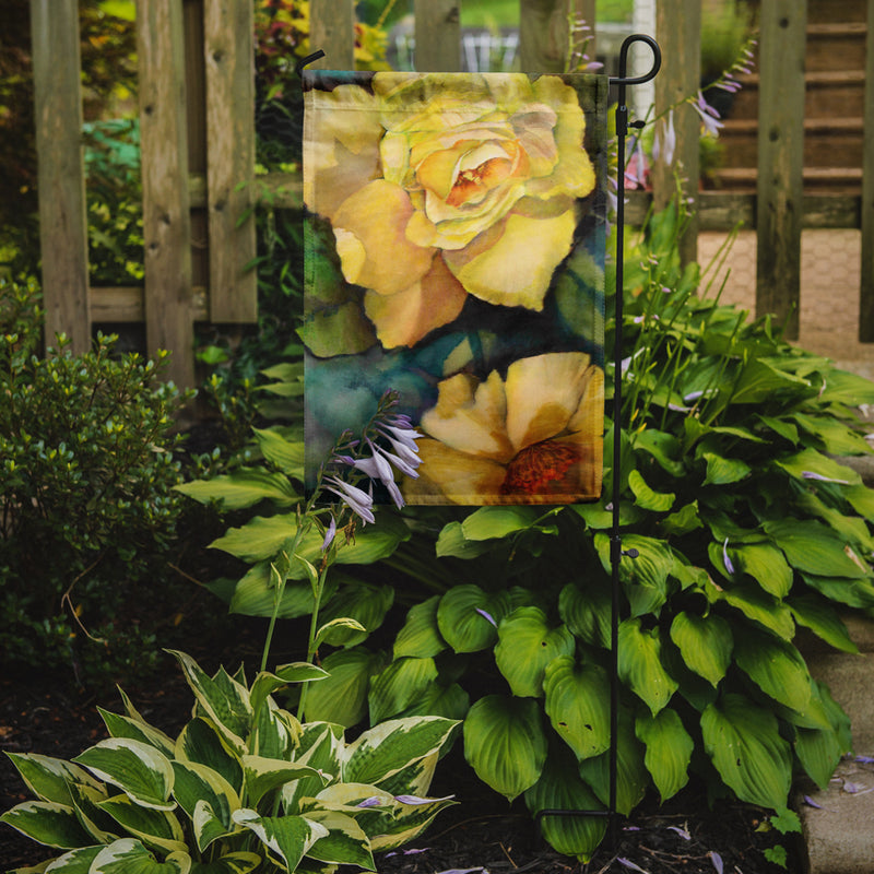 Buy this Yellow Roses Flag Garden Size PJC1047GF
