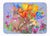 New Beginnings II Easter Rabbit Machine Washable Memory Foam Mat PJC1067RUG by Caroline's Treasures