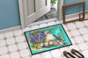 Springtime Easter Rabbit Indoor or Outdoor Mat 24x36 PJC1068JMAT - the-store.com