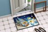 Celebrate the Season of Wonder Snowman Indoor or Outdoor Mat 24x36 PJC1077JMAT - the-store.com