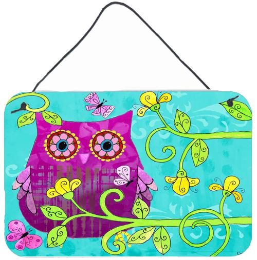 Buy this Sittin in the Flowers Owl Wall or Door Hanging Prints