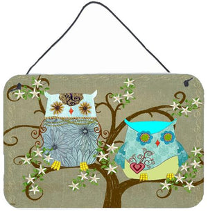 Buy this The Friendly Ladies Owl Wall or Door Hanging Prints PJC1094DS812