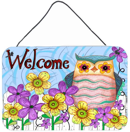 Buy this Welcome Owl Wall or Door Hanging Prints