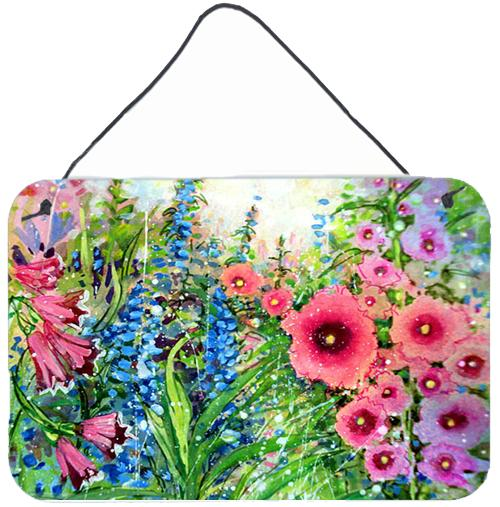 Buy this Easter Garden Springtime Flowers Wall or Door Hanging Prints PJC1107DS812