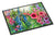 Buy this Easter Garden Springtime Flowers Indoor or Outdoor Mat 18x27 PJC1107MAT