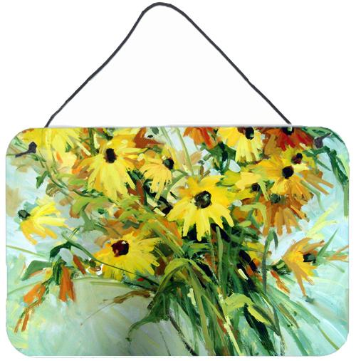 Buy this Wildflower Bouquet Flowers Wall or Door Hanging Prints PJC1109DS812