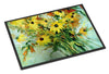 Wildflower Bouquet Flowers Indoor or Outdoor Mat 24x36 PJC1109JMAT - the-store.com