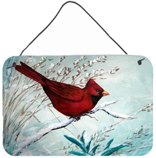 Buy this Cardinal Winter Red Bird Wall or Door Hanging Prints