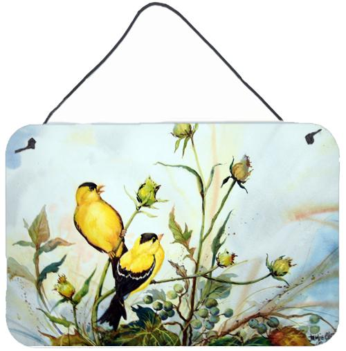 Buy this Joyful Morning Birds Wall or Door Hanging Prints