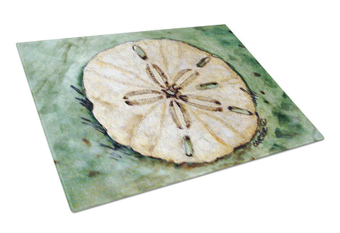 Buy this Sending Sand Dollars Back to Sea Glass Cutting Board Large PJC1117LCB