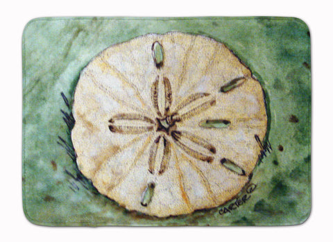 Buy this Sending Sand Dollars Back to Sea Machine Washable Memory Foam Mat PJC1117RUG