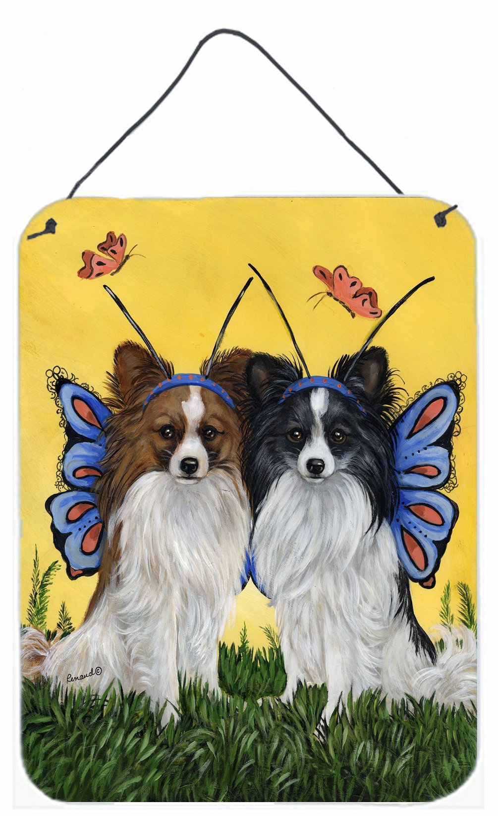 Buy this Papillon Butterflies Wall or Door Hanging Prints PPP3143DS1216
