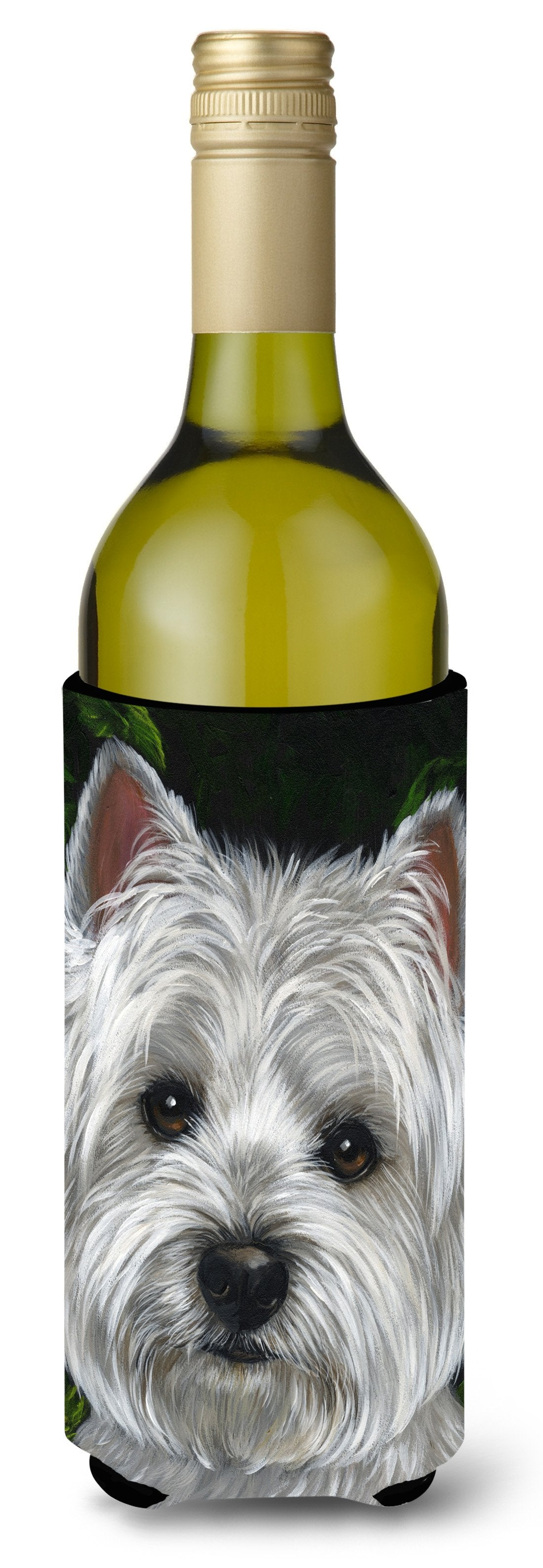 Westie Baby Face Wine Bottle Hugger PPP3201LITERK by Caroline's Treasures