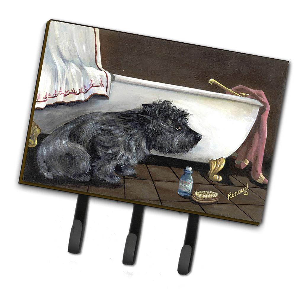 Buy this Cairn Terrier Bath Time Leash or Key Holder PPP3250TH68