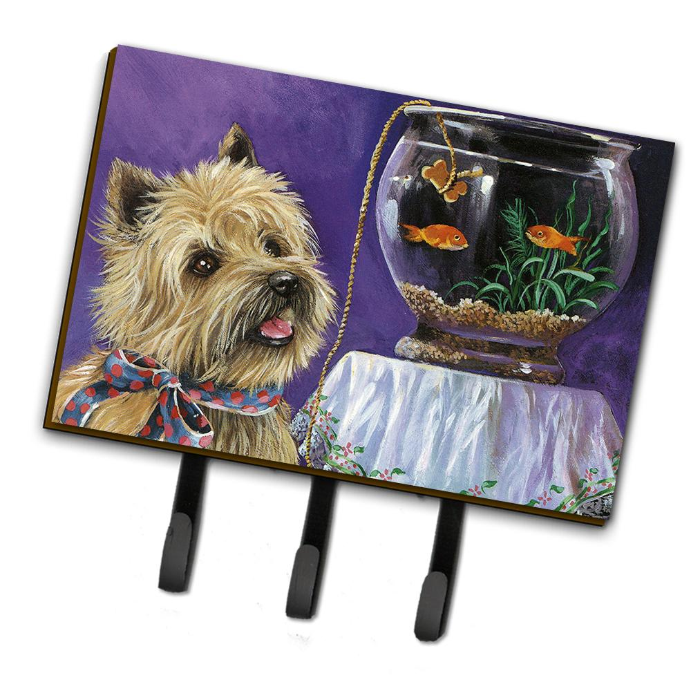 Buy this Cairn Terrier Gone Fishing Leash or Key Holder PPP3252TH68