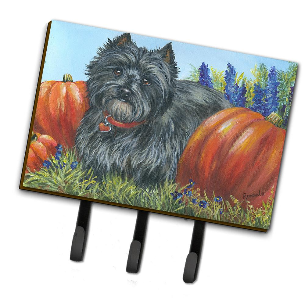 Buy this Cairn Terrier Mom's Pumpkins Leash or Key Holder PPP3253TH68