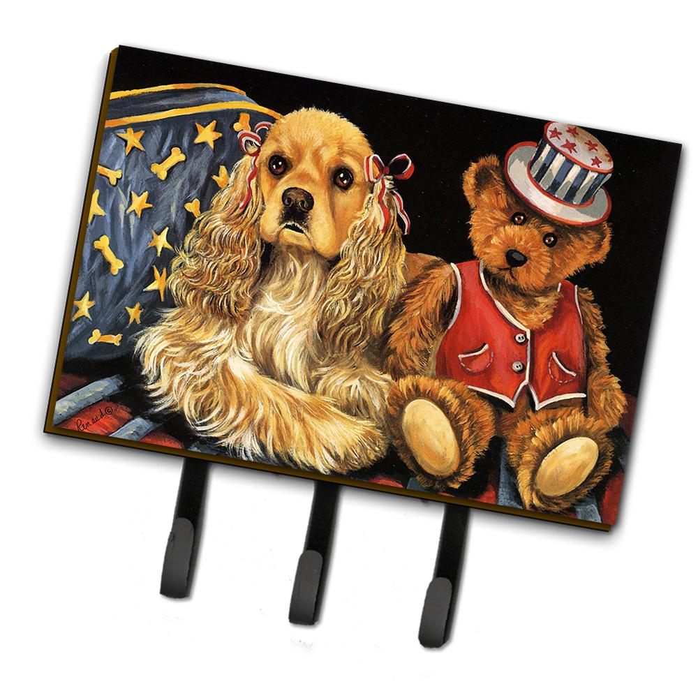 Buy this Cocker Spaniel Annie and Henri Leash or Key Holder PPP3256TH68