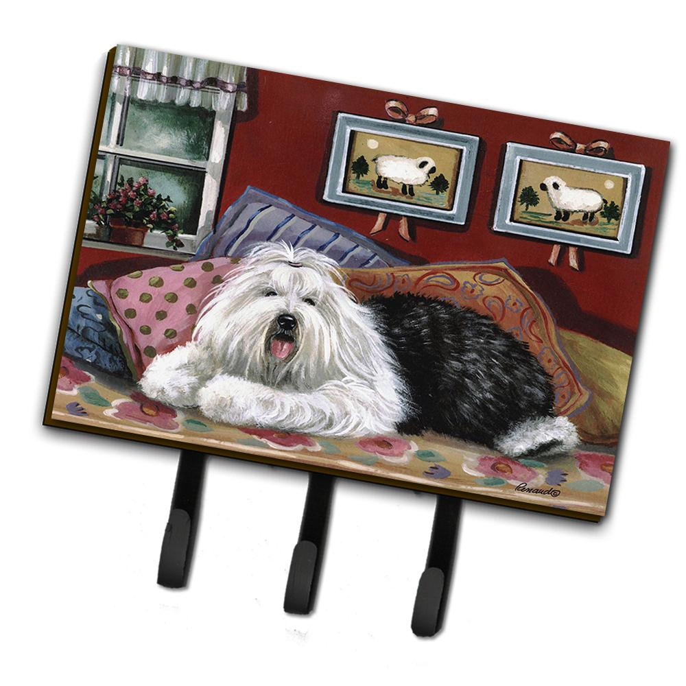 Buy this Old English Sheepdog Sweet Dreams Leash or Key Holder PPP3266TH68
