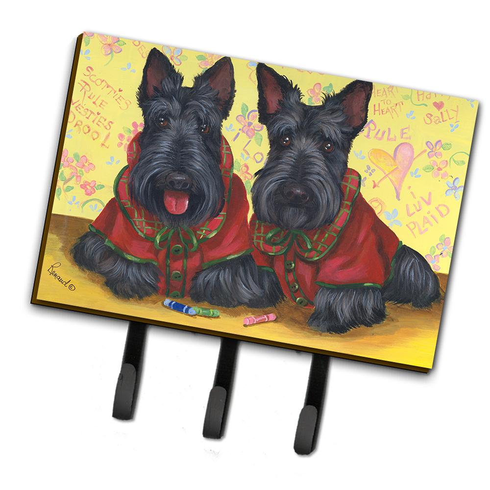 Buy this Scottish Terrier Scotties Rule Leash or Key Holder PPP3271TH68