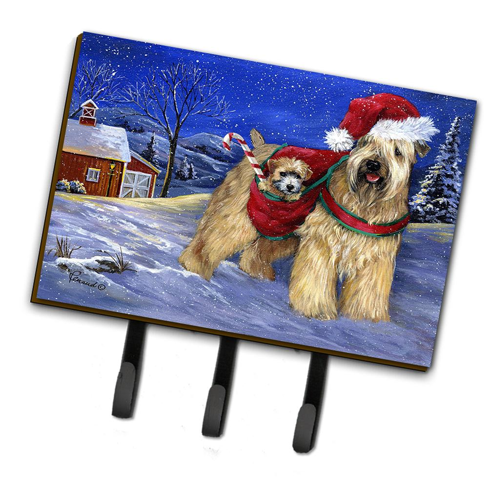 Buy this Wheaten Terrier Christmas Leash or Key Holder PPP3275TH68