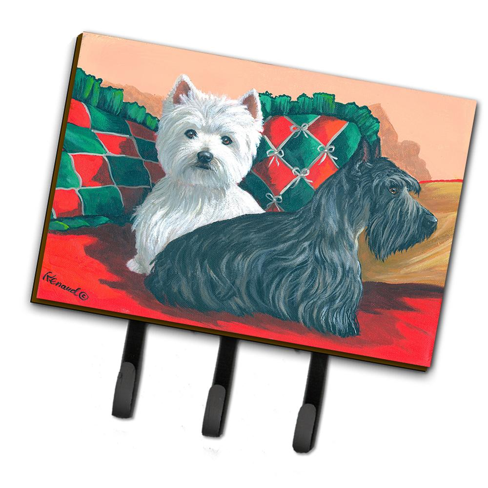 Buy this Westie and Scottie Great Scots Leash or Key Holder PPP3277TH68