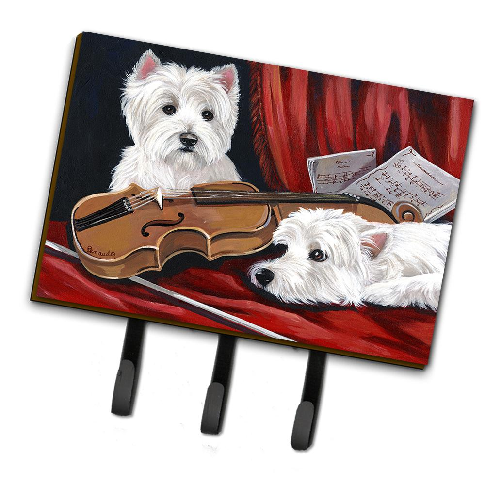 Buy this Westie Fiddlers Leash or Key Holder PPP3279TH68