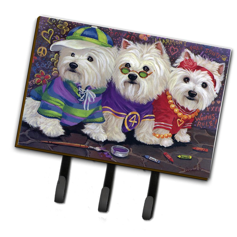 Buy this Westie Free Spirits Leash or Key Holder PPP3280TH68