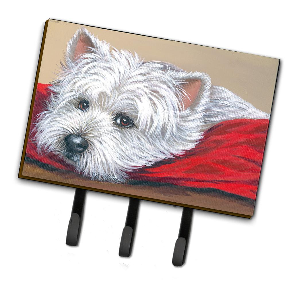 Buy this Westie Red Pillow Leash or Key Holder PPP3284TH68