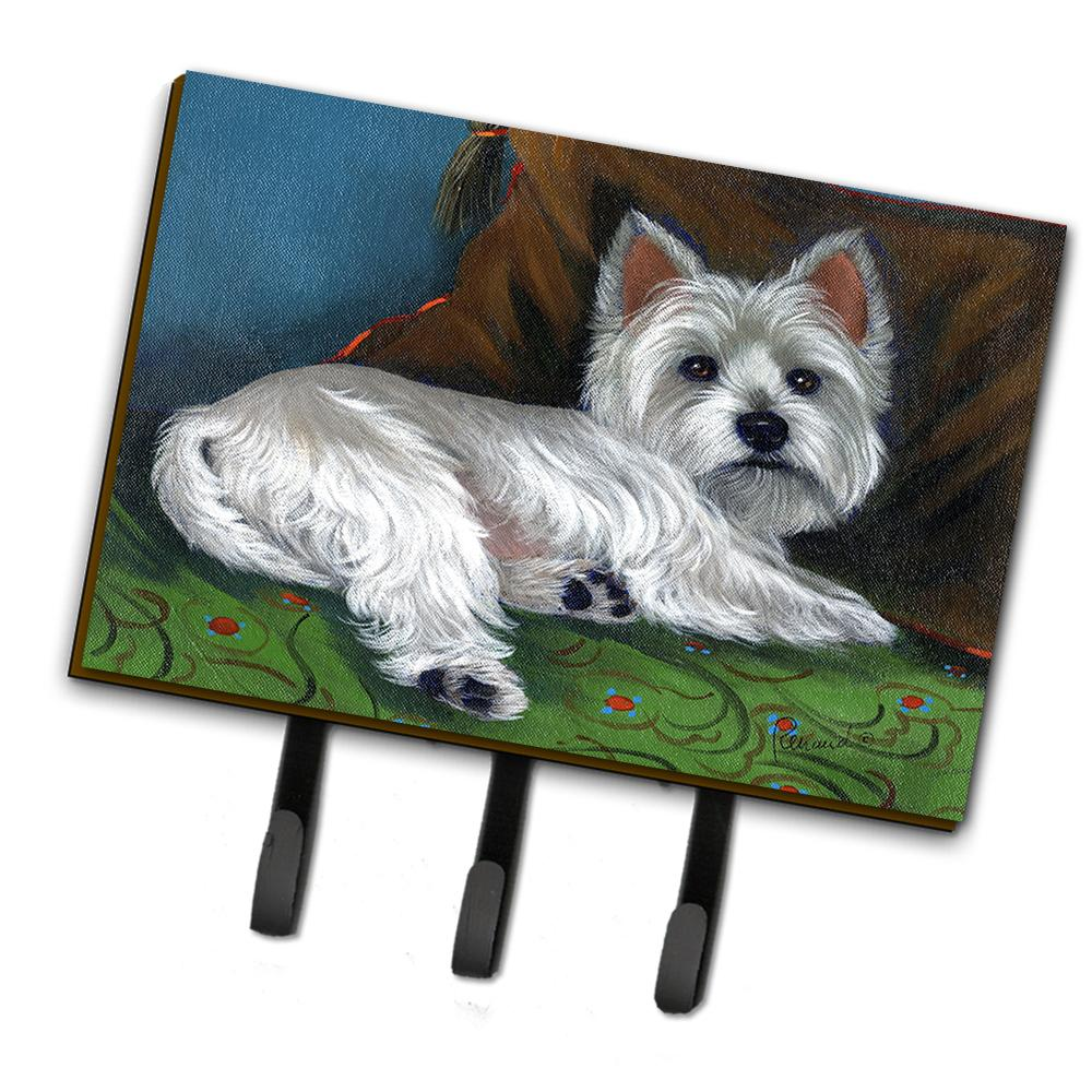 Buy this Westie Wake Up Leash or Key Holder PPP3287TH68