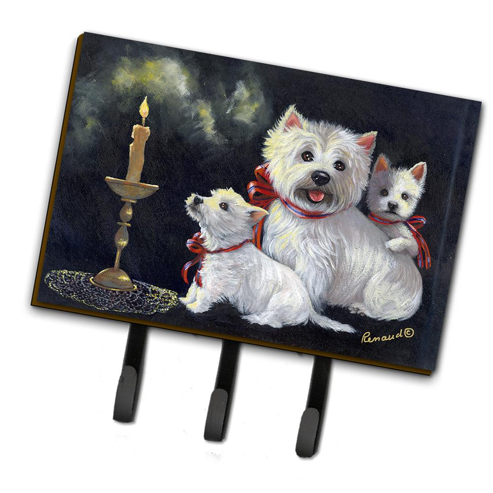 Buy this Westie Westie's Aglow Leash or Key Holder PPP3288TH68