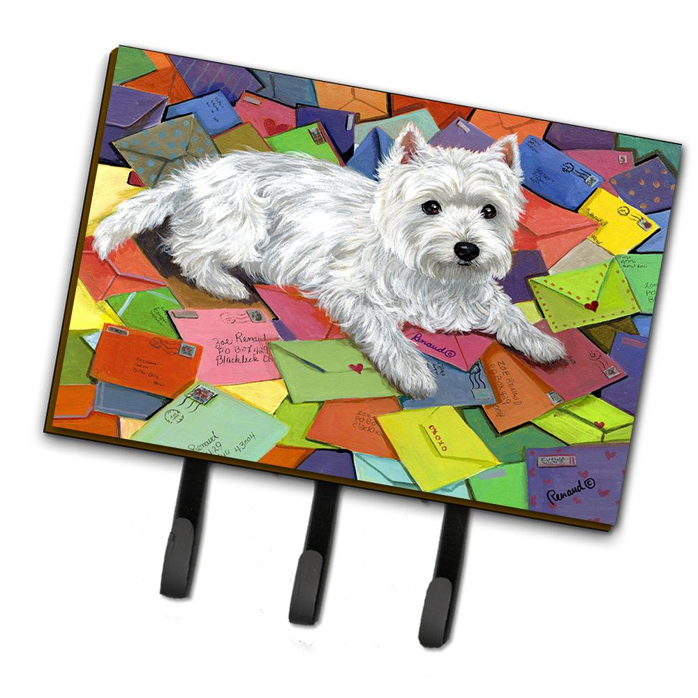 Buy this Westie Zoe's Mail Leash or Key Holder PPP3289TH68