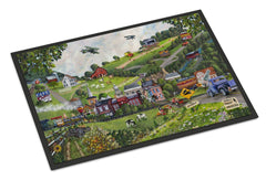 Buy this Summer in Small Town USA Indoor or Outdoor Mat 24x36 PTW2012JMAT