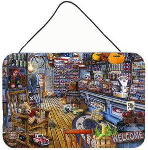 Buy this Jenkinson's General Country Store Wall or Door Hanging Prints PTW2022DS812